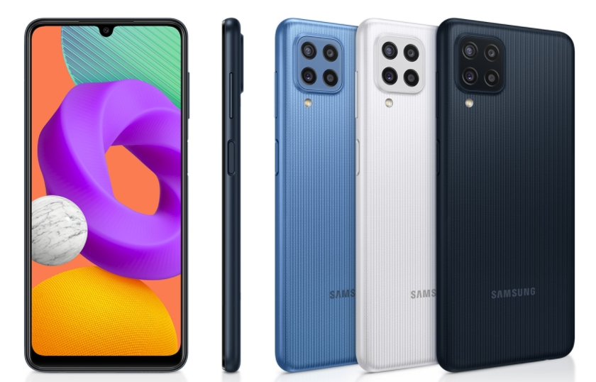 Samsung представила долгоиграющий смартфон Galaxy M22