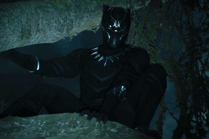 Откуда Черная пантера получает сверхспособности? Секрет в траве...