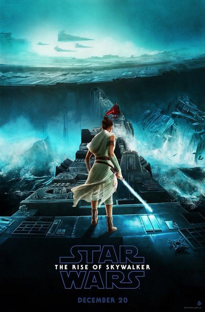 Новый ролик «Звездных войн 9» тизерит еще одну эпичную дуэль