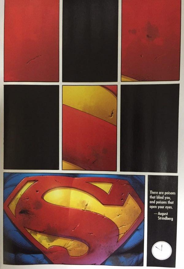 Спойлеры! Доктора Манхэттена во вселенной DC показали раньше времени