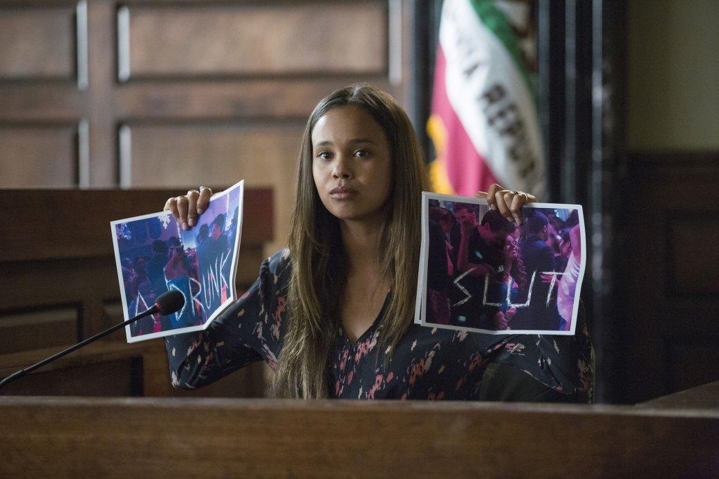 18мая наNetflix прошла премьера второго сезона подросткового сериала «13 причин почему». Это продолжение истории Ханны Бэйкер, ноуже непооригинальному роману, апоотдельно написанному сценарию. Рассказываем, какие темы поднимает сериал вовтором сезоне, идотягиваютли новые эпизоды допланки тринадцати предыдущих.