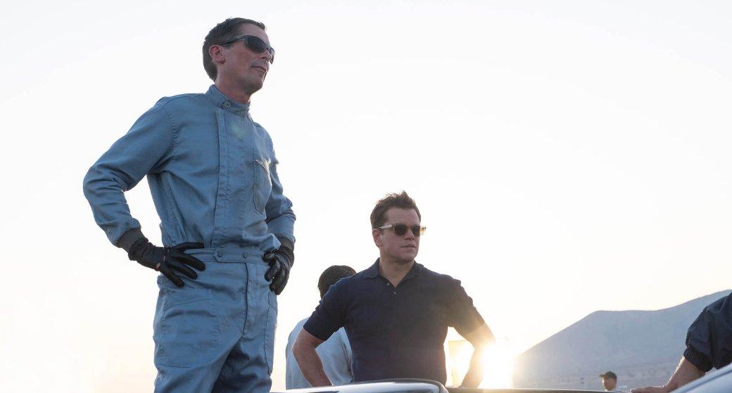 5 причин ждать «Ford против Ferrari». Байопик ради «Оскара» или действительно талантливое кино?