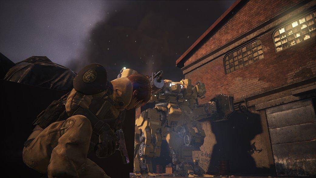 Square Enix раскрыла дату выхода Left Alive, показала трейлер игры и ее коллекционное издание