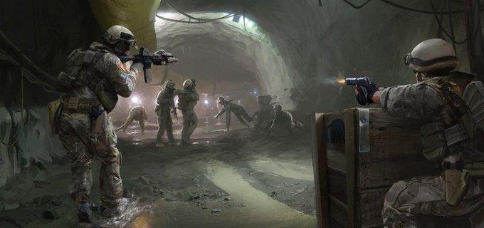 Бывшие сотрудники Blizzard делают хоррор про мутантов Broken