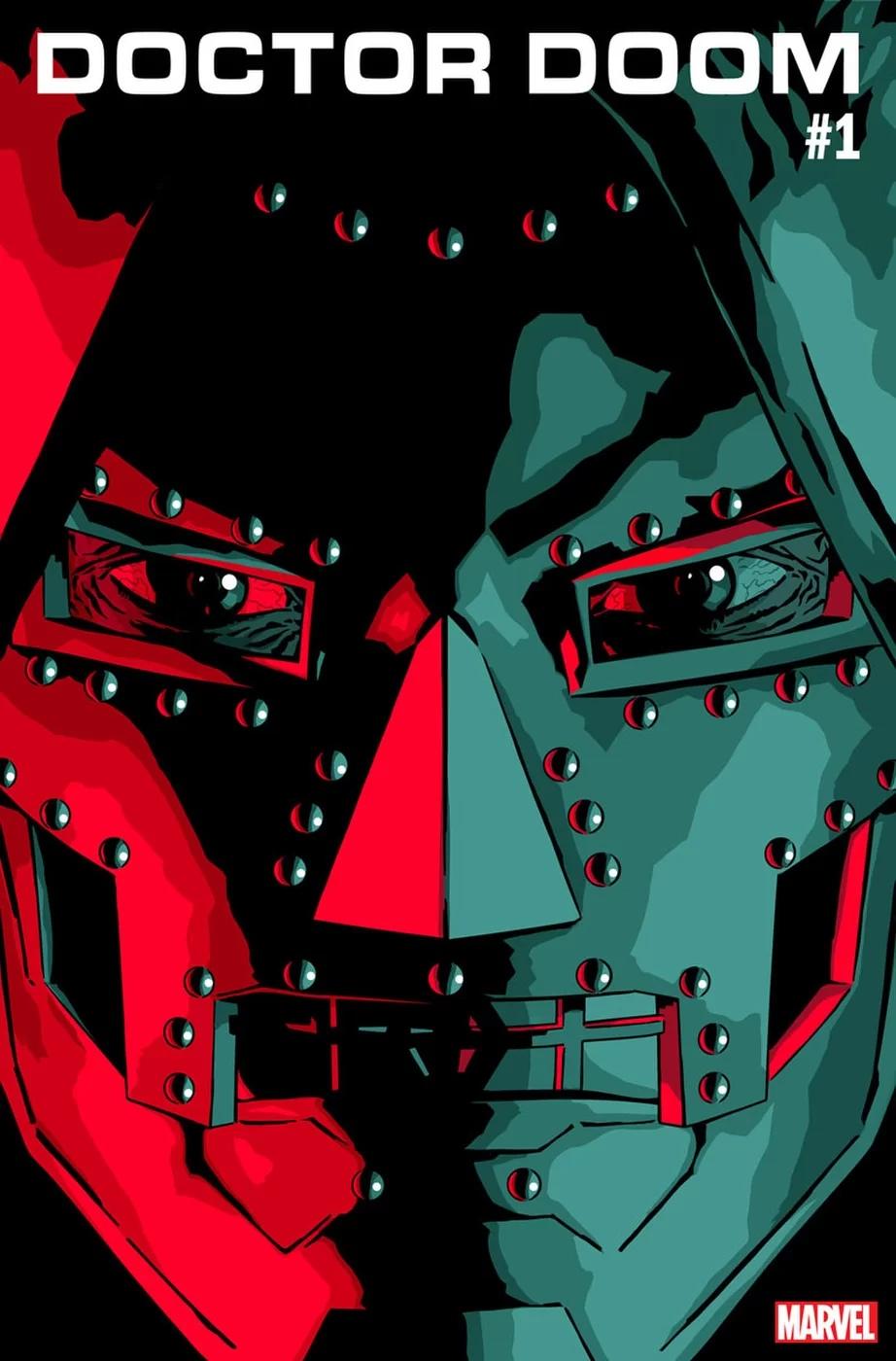 Вновой серии комиксов Доктор Дум… вбегах? Правителя Латверии объявят террористом