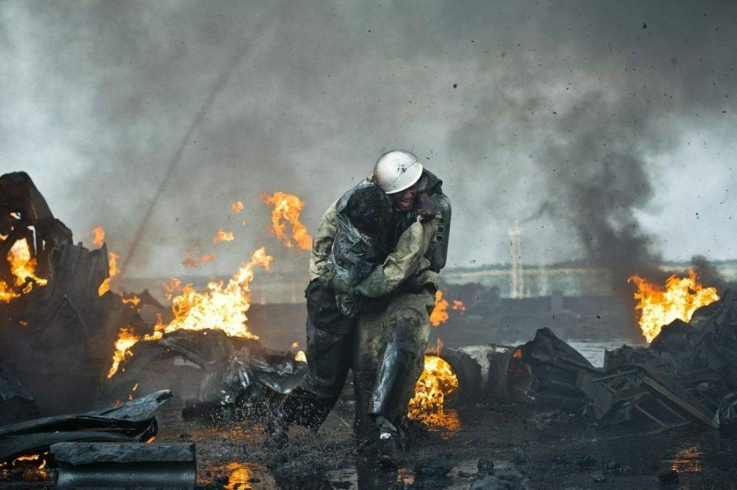 Первые кадры изфильма Данилы Козловского обаварии наЧернобыльской АЭС
