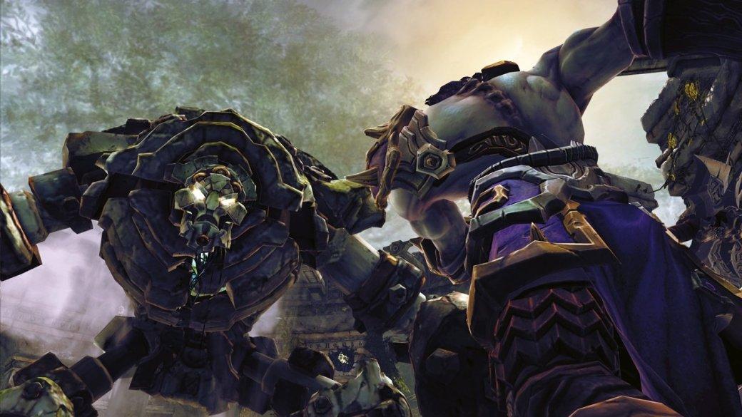 THQ не смогла подтвердить дату выхода Darksiders II