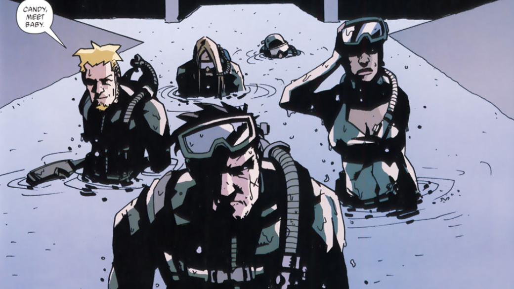 «Классика Vertigo»: The Losers— безумный экшен обывших наемниках, мстящих ЦРУ запредательство