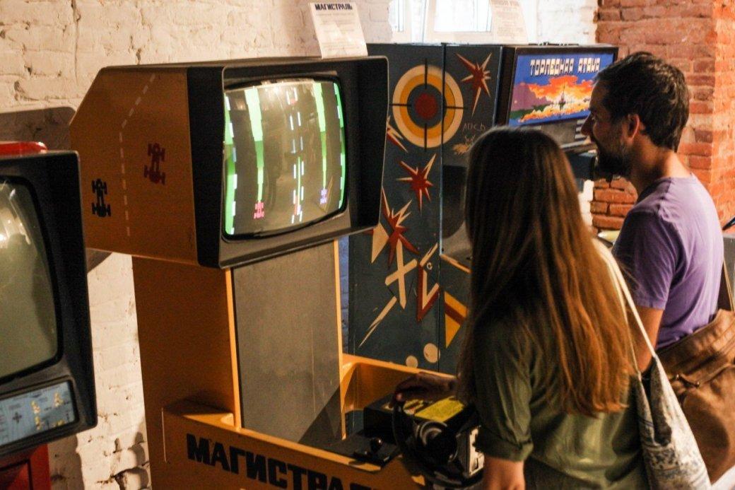Более 900 игр для аркадных автоматов запустили в браузере