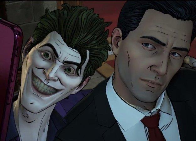 Критики остались очень довольны 1-м эпизодом Batman: The Enemy Within