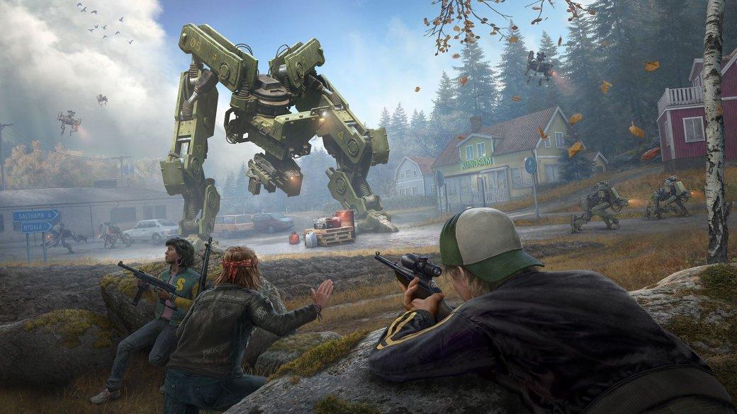 Когда Avalanche представила Generation Zero, яподумал: «Этоже игра отсоздателей Just Cause, про роботов, которые вторглись вШвецию 80-х, здорово!» Идея ивпрямь звучала довольно дико, ипри определенных условиях моглобы получиться что-то вроде Far Cry: Blood Dragon, только еще безумнее. Вышло все, впрочем, сточностью донаоборот.