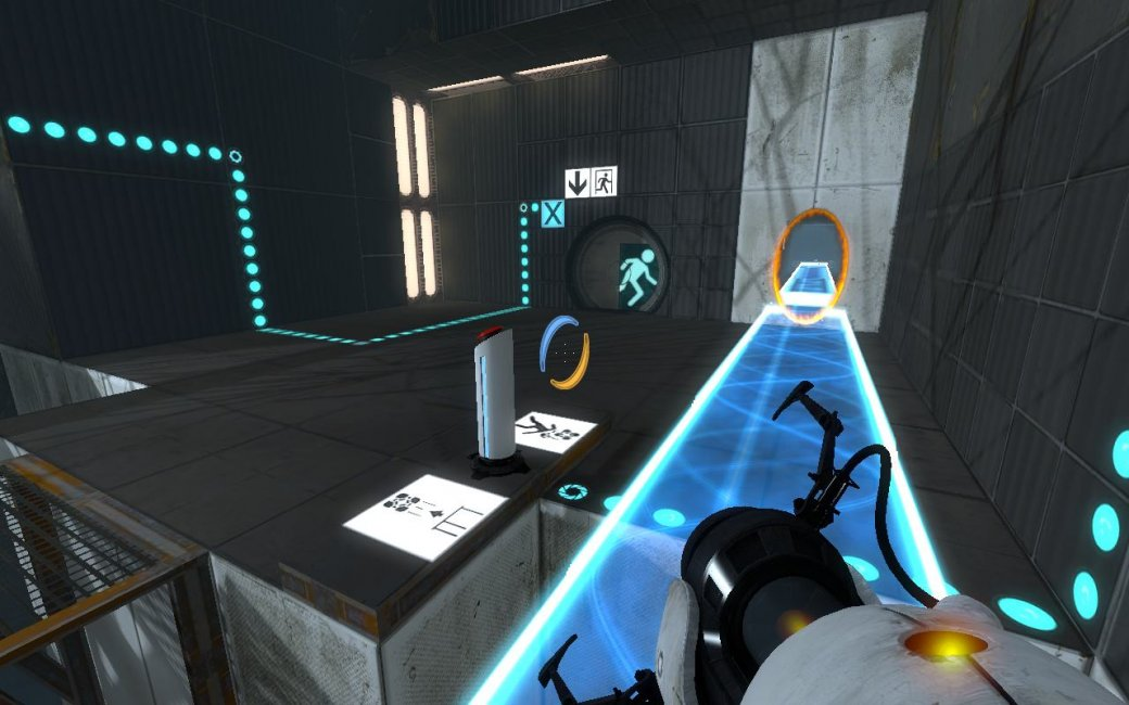 Portal 2 тренирует мозг лучше развивающих игр Lumosity