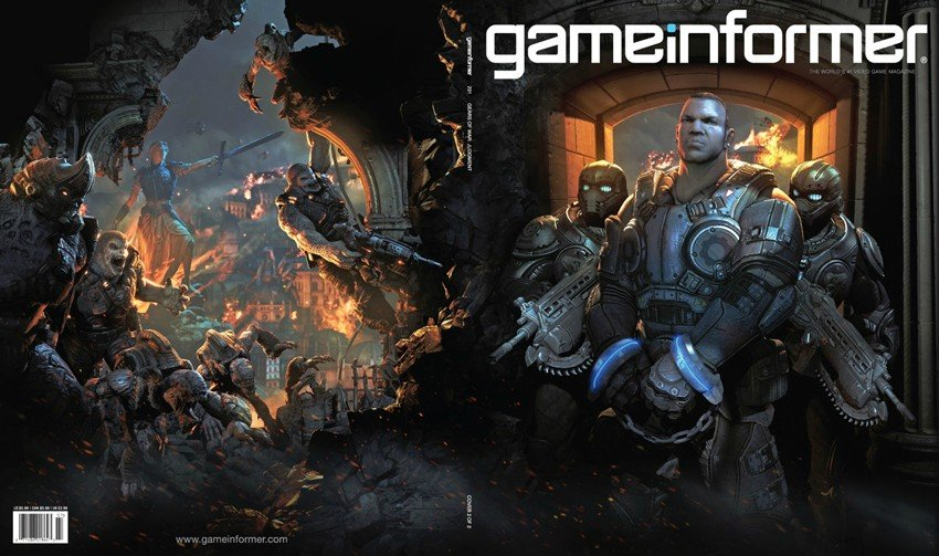 E3: новая часть Gear of War получила название