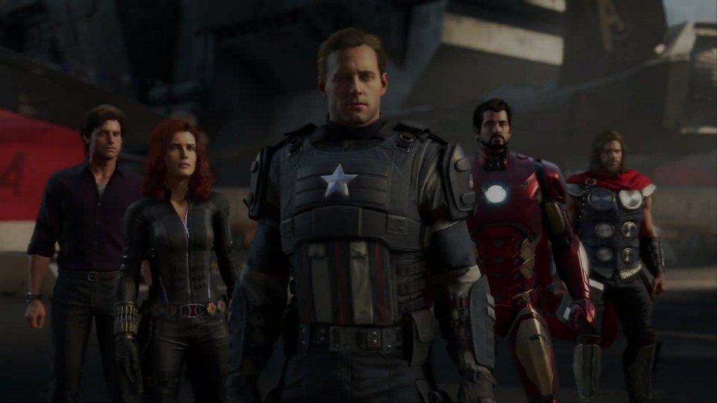 E3 2019: первый трейлер Marvel's Avengers. УМстителей новые лица!
