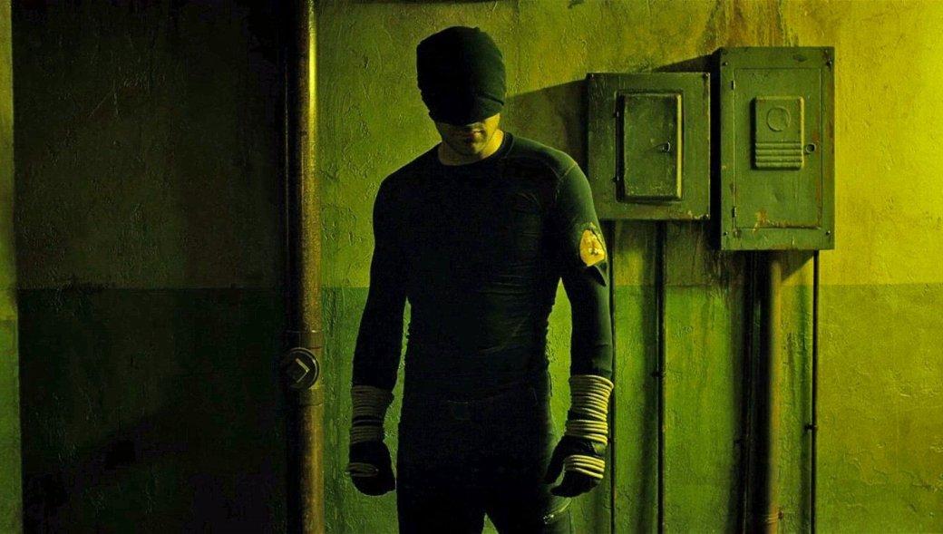Помните драку в коридоре? Во 2-м сезоне «Сорвиголовы» будет еще круче