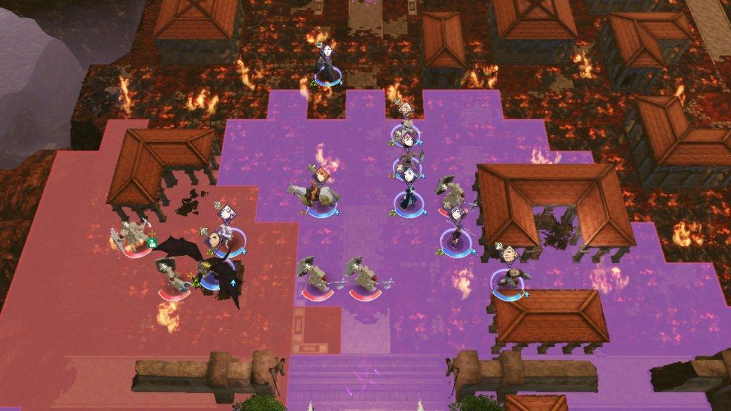 Fire Emblem: Three Houses — и крутая тактическая RPG, и целый Хогвартс впридачу