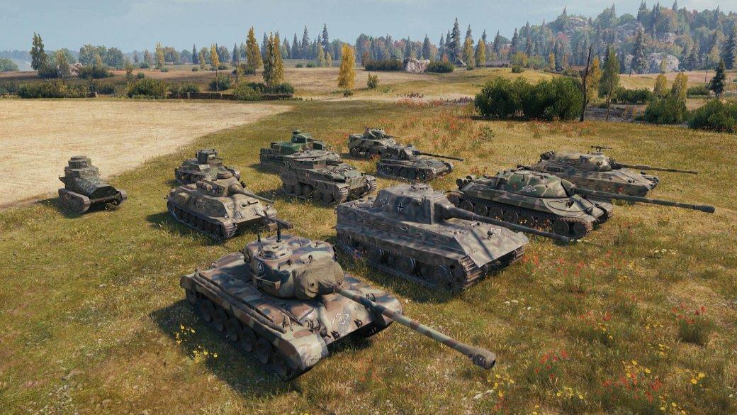 В World of Tanks вышло самое незначительное обновление за последнее время — 1.6.1