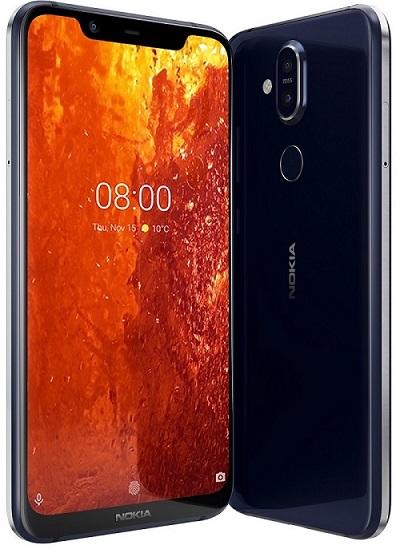 ВРоссии начались официальные продажи смартфона Nokia8.1