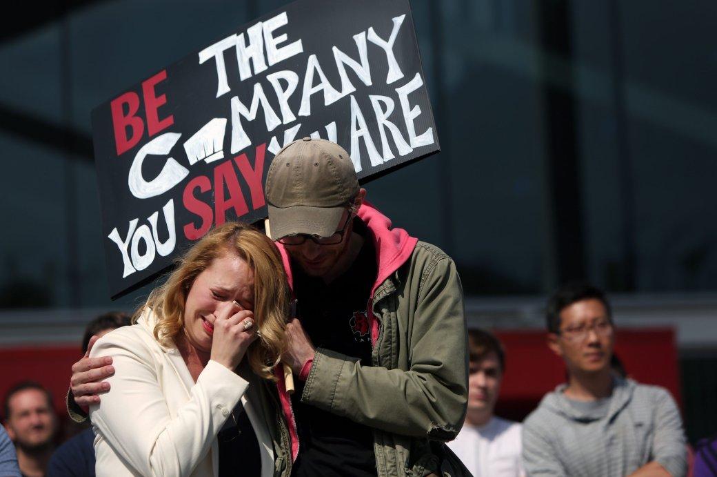 Госрегулятор настаивает на том, чтобы Riot выплатила бывшим сотрудницам не $10 млн, а $400 млн