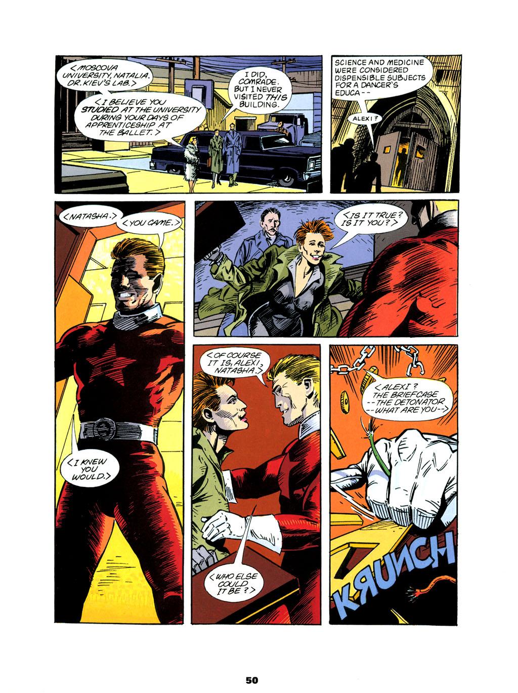 «Советский Капитан Америка»— кто это такой ичто ждать в«Черной вдове»?