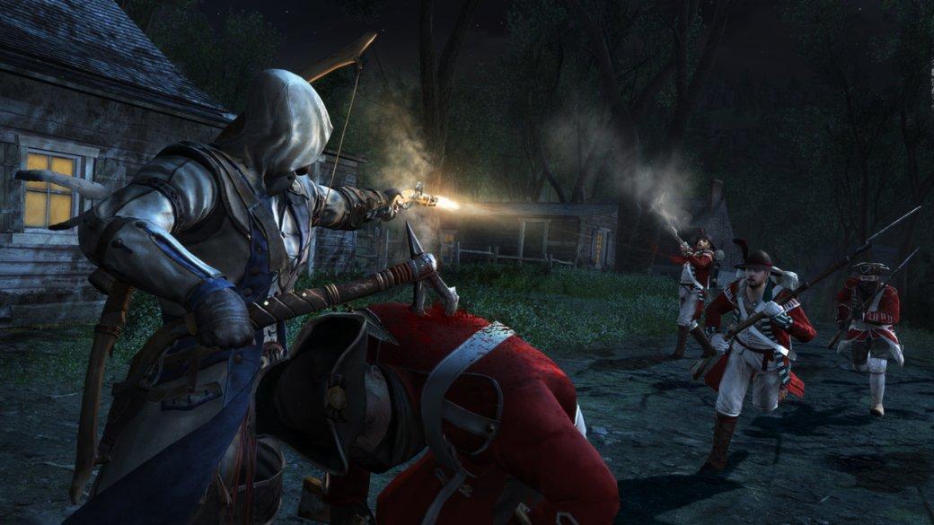 Рецензия на Assassin's Creed 3