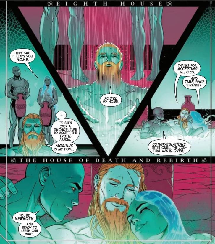 Питер Квилл из«Стражей Галактики» оказался бисексуалом