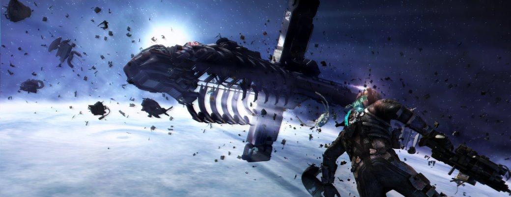 Рецензия на Dead Space 3