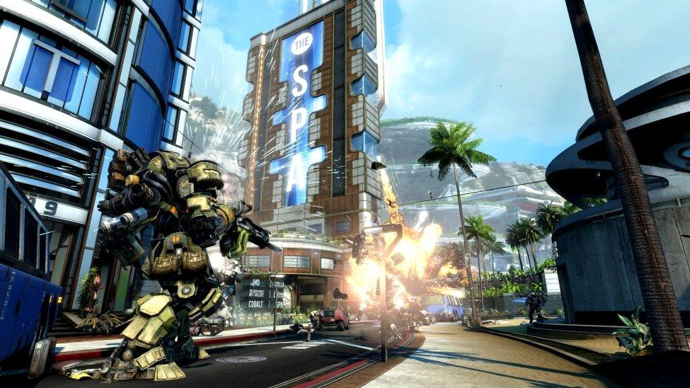Новый режим Titanfall оставит игроков без Титанов