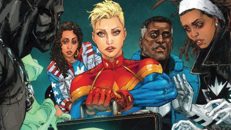 Вкиновселенной Marvel появится новая супергеройская команда?