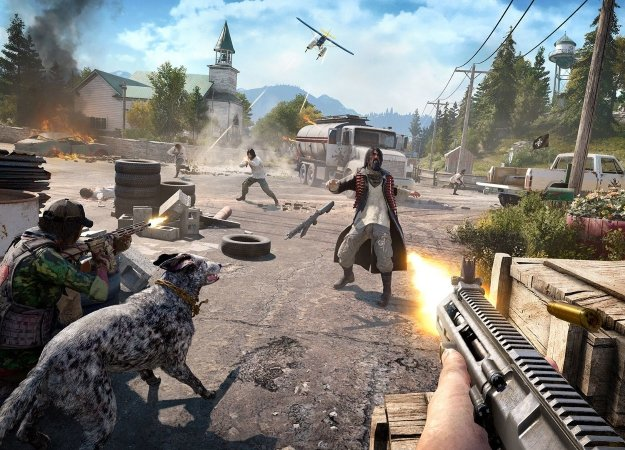 Сценарист Far Cry 5 объяснил, почему вигре небудет мини-карты
