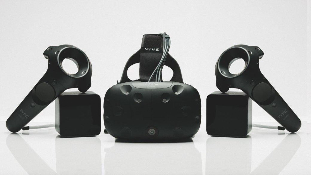 HTC и Valve продали 15000 шлемов Vive за 10 минут