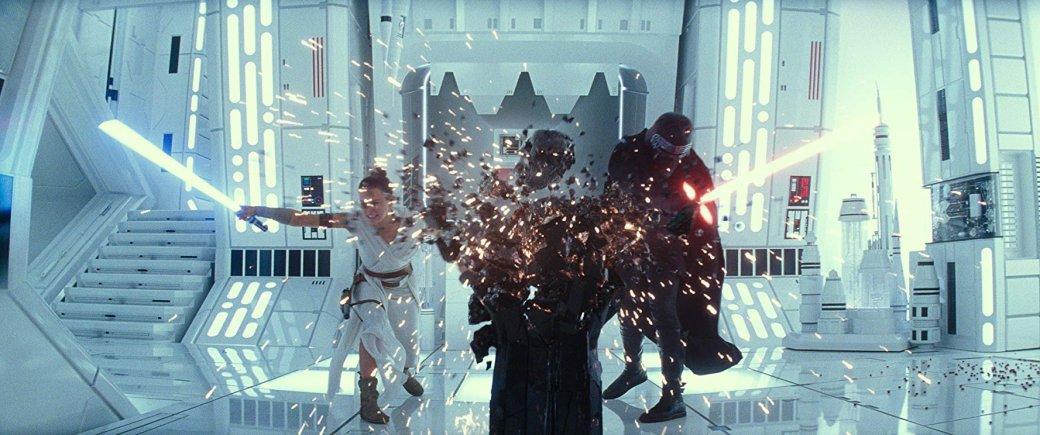 Понравилсяли хоть кому-нибудь фильм «Звездные войны: Скайуокер. Восход»? Круглый стол «Канобу»